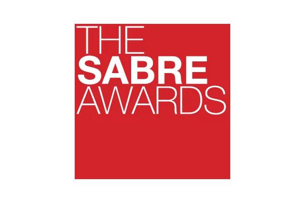 Logo nagrody Sabre