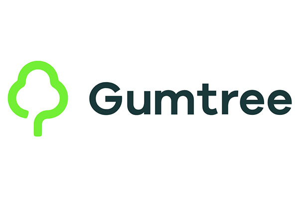 logo gumtree  - współpraca z agencją pr Clue PR