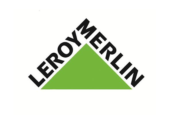logo leroy merlin - współpraca z agencją pr Clue PR