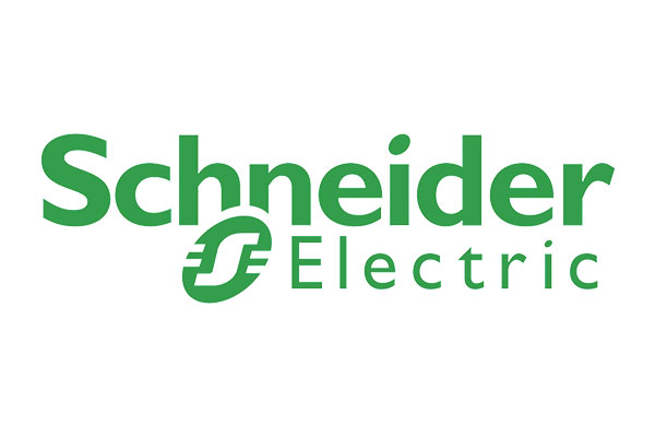 logo schneider electric  - współpraca z agencją pr Clue PR