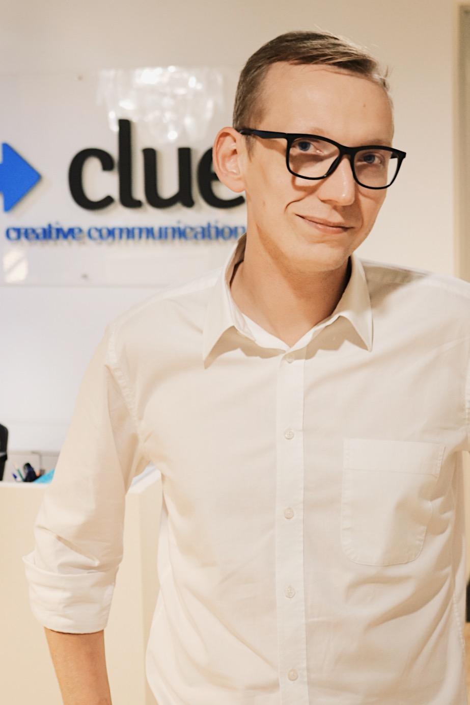 Michał Kwietniewski CluePR