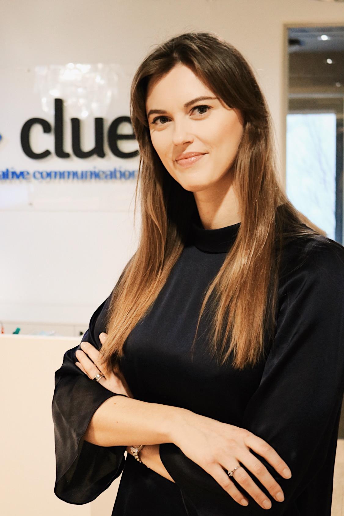 Katarzyna Miklaszewska CluePR